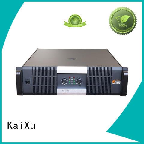 KaiXu power stereo amp class ktv