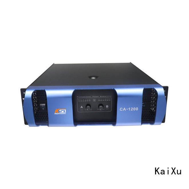 factory price power amplifier hot-sale KaiXu