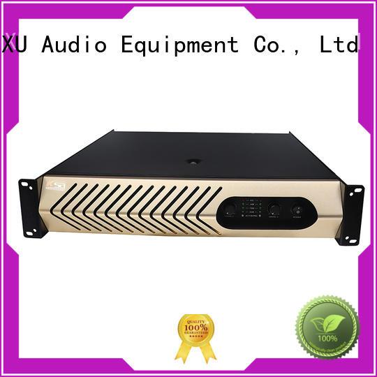 KSA low-cost dj power amplifier from China for speaker
