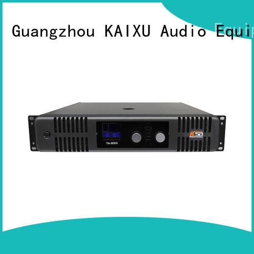 KSA audio power amp factory direct supply karaoke equipment