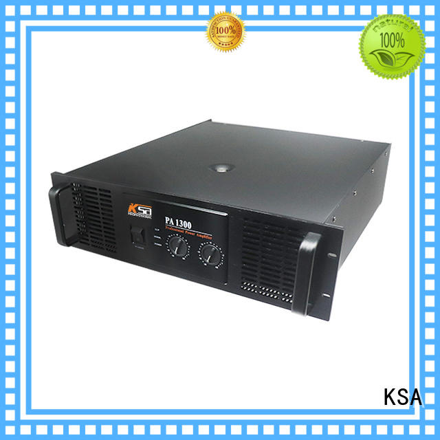 KSA energy-saving amplifier for sale cheapest factory price for club