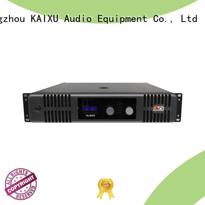 hifi power amplifier music bulk production KaiXu