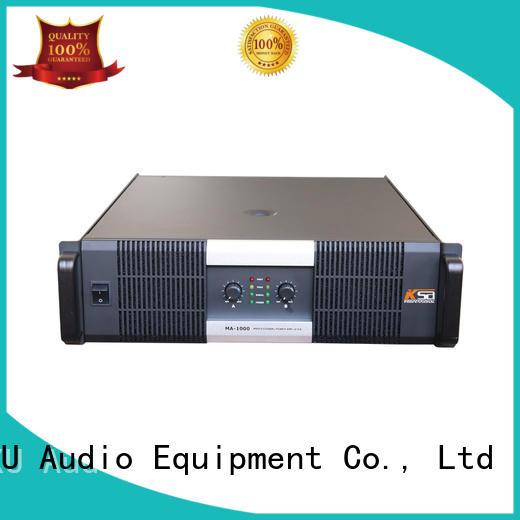 KSA music amplifier factory for bar
