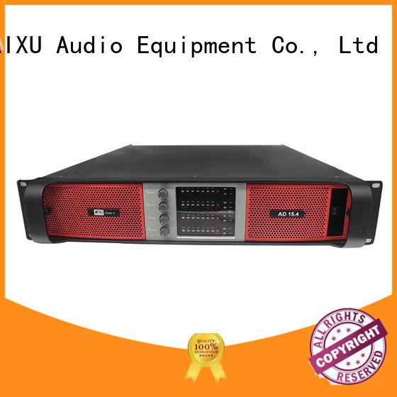 KSA digital audio amplifier bulk production for ktv