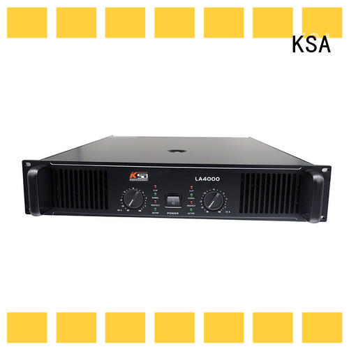 promotional studio amplifier factory direct supply karaoke equipment