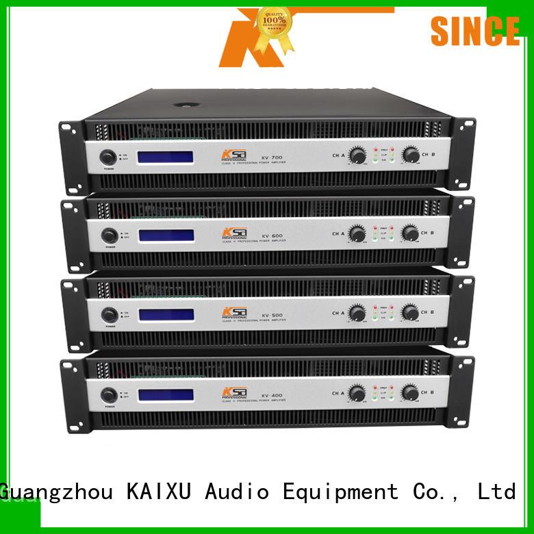 home theater audio amplifier stereo equipment KaiXu