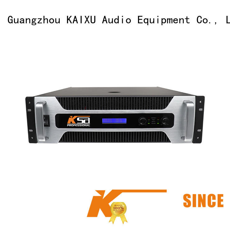 amplifier home amplifier ksa for speaker KaiXu