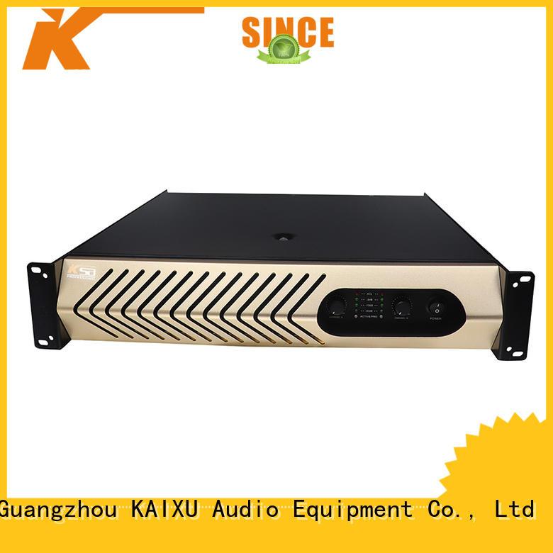 KSA studio amplifier bulk production for transformer