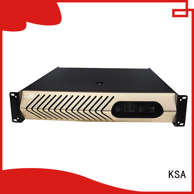 stable stereo audio amplifier manufacturer for club