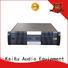 KSA wholesale best stereo amplifier clear sound for ktv
