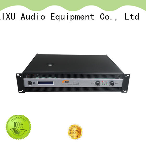 new best power amplifier for dj supplier
