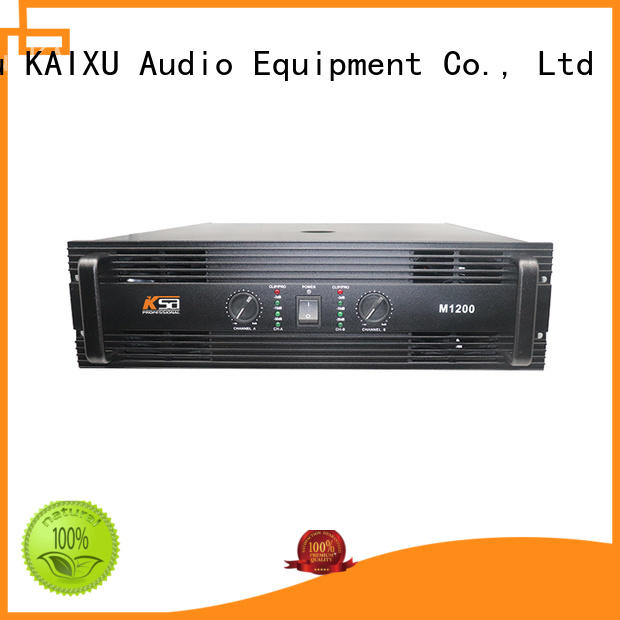 KSA best stereo amplifier from China outdoor audio