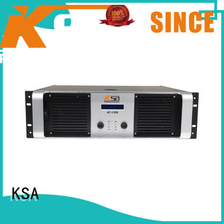 analog transistor power amplifier high quality for stage