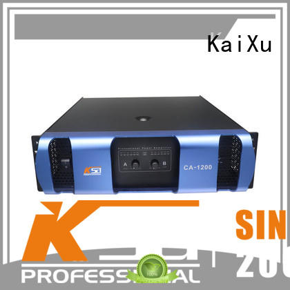 power amplifier for home speakers amplifier production KaiXu