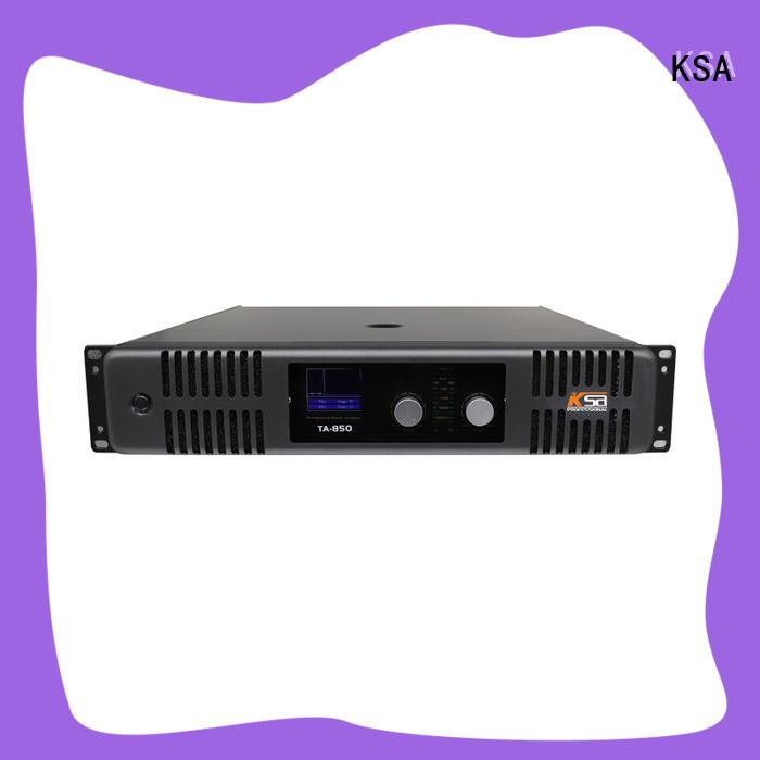 KSA hifi audio amplifier manufacturer for sale