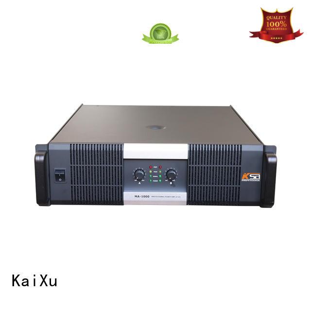 2ch power amplifier ktv for transformer KaiXu