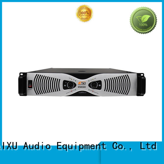 analog home audio power amplifier high quality for lcd