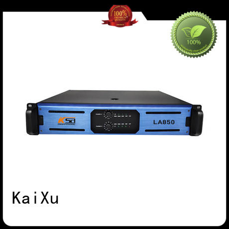amplifier two channel power amplifier from for transformer KaiXu
