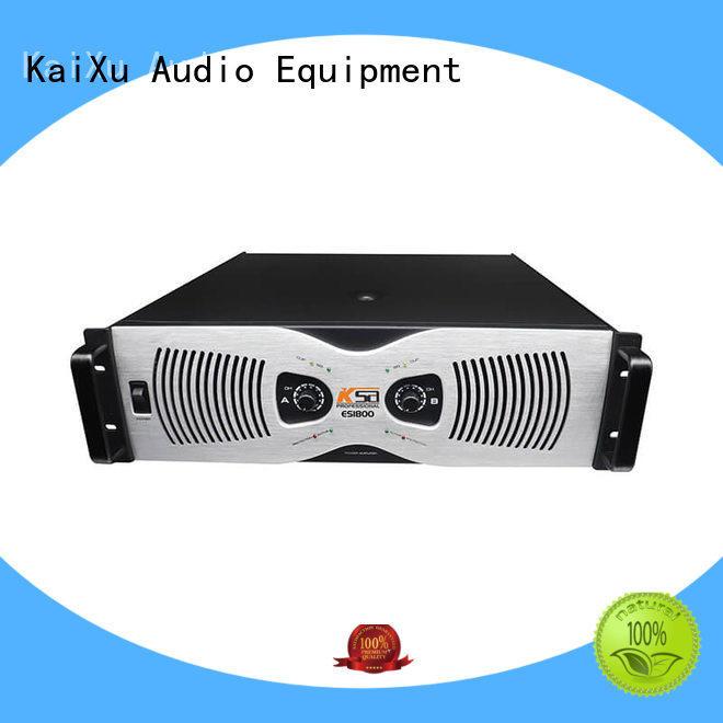 KSA transistor transistor amplifier professional for speaker