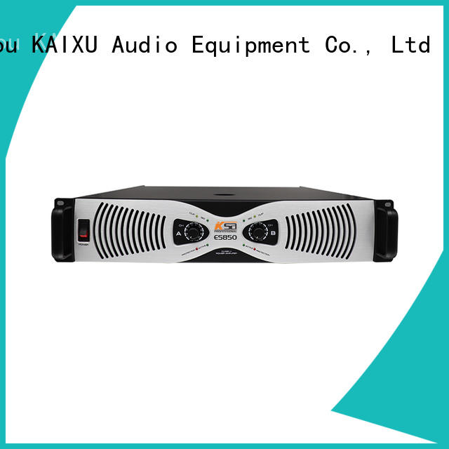 KSA hot selling home theatre amplifier from China for stage