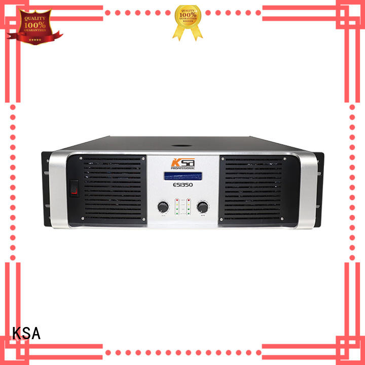 performance stereo amplifier high quality for lcd