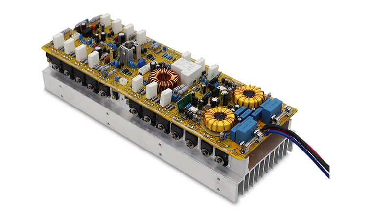 KSA channel class e power amplifier strong for classroom-7