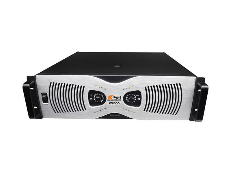 KaiXu analog professional audio amplifier cheapest price for classroom