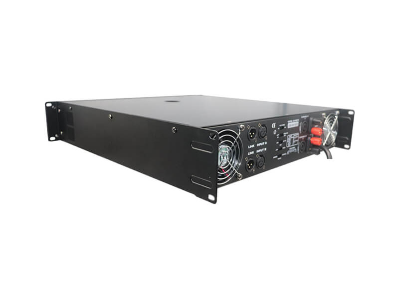 KSA worldwide best stereo power amp supply for night club-3