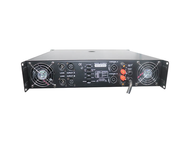 KSA worldwide best stereo power amp supply for night club-4