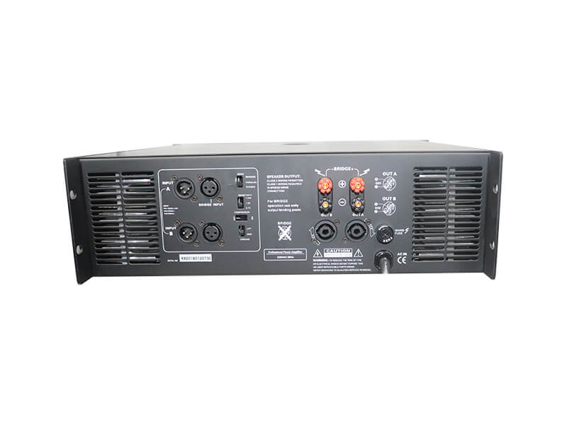 KSA wholesale stereo amp best quality for ktv-4