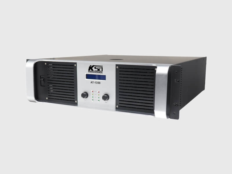 KaiXu circuit 2 channel power amplifier home stereo amplifier for classroom