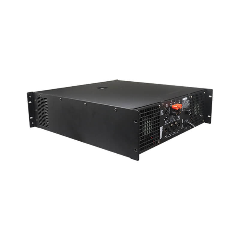 Class TD  two channel professional amplifier high power amplifier stereo at 8ohms