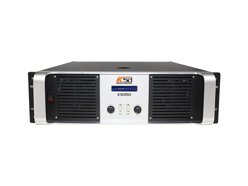 KSA top quality class e power amplifier manufacturer for stage-1
