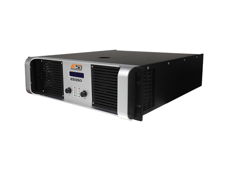 KSA top quality class e power amplifier manufacturer for stage-2