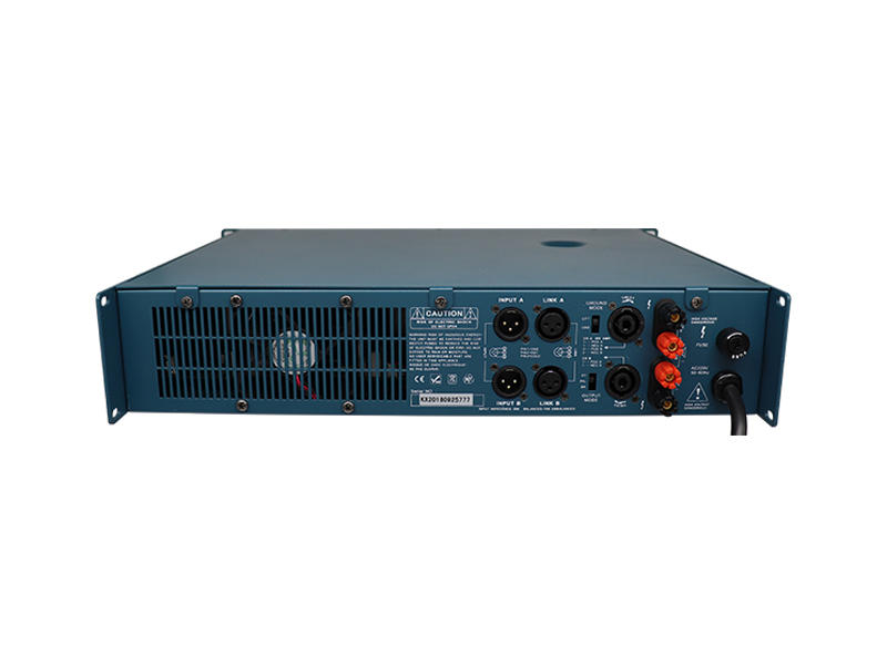 KSA low-cost home stereo power amplifier best manufacturer karaoke equipment