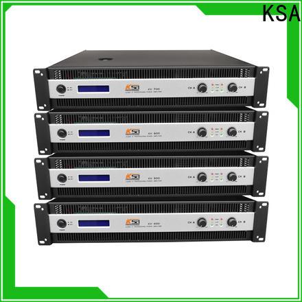 KSA power amp home theater supply for speaker