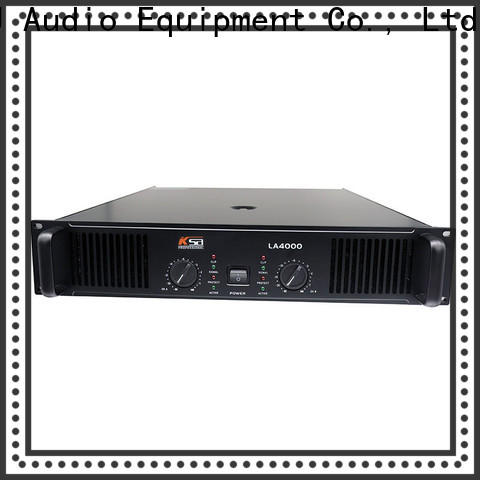 hot selling china power amplifier suppliers karaoke equipment