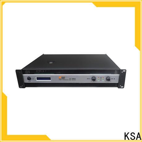 quality best power amplifier for dj manufacturer for bar