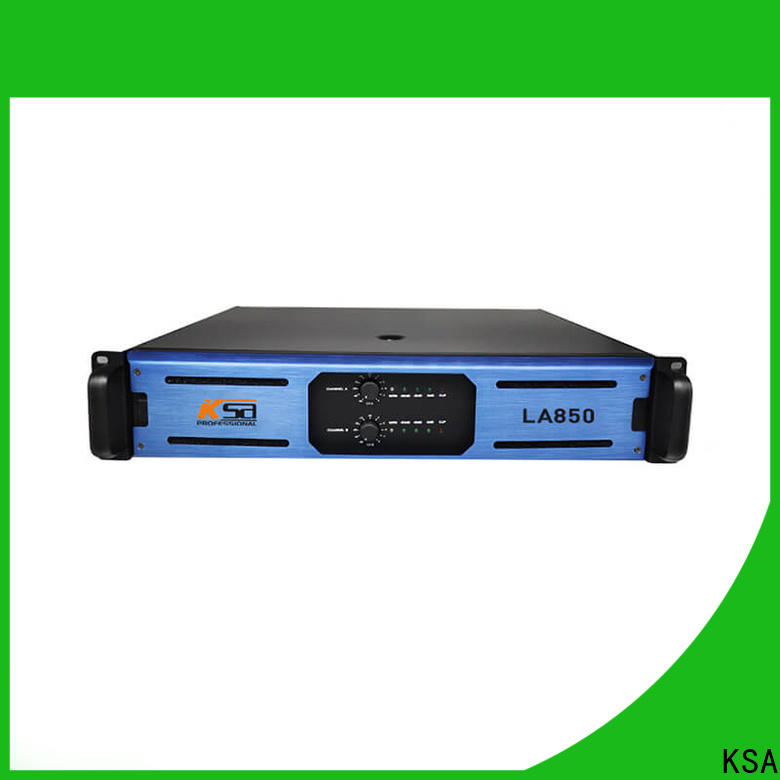 KSA home stereo power amplifier supply for sale