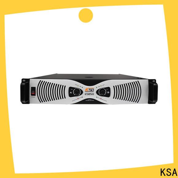KSA factory price speaker amplifier supply for lcd