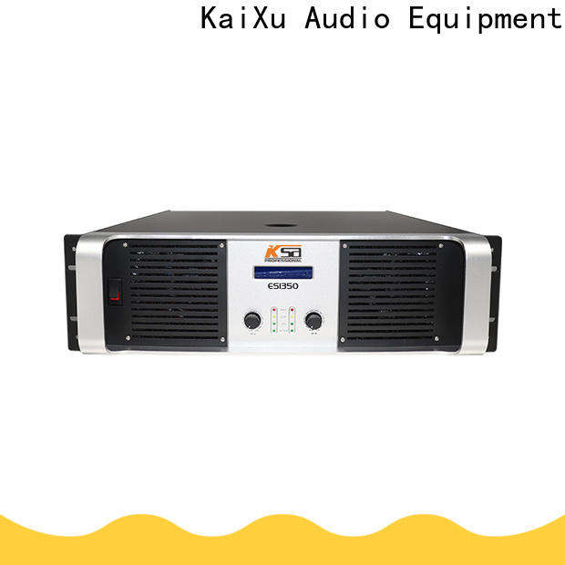 KSA home theatre amplifier series for lcd
