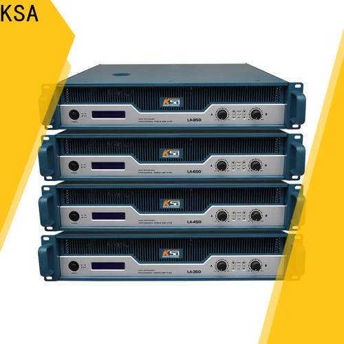 KSA cost-effective dj power amplifier inquire now bulk production