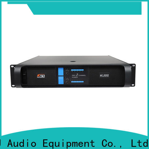 KSA studio master amplifier with good price for promotion