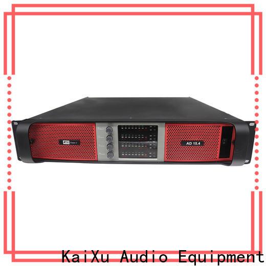 KSA top quality digital amplifier inquire now for ktv