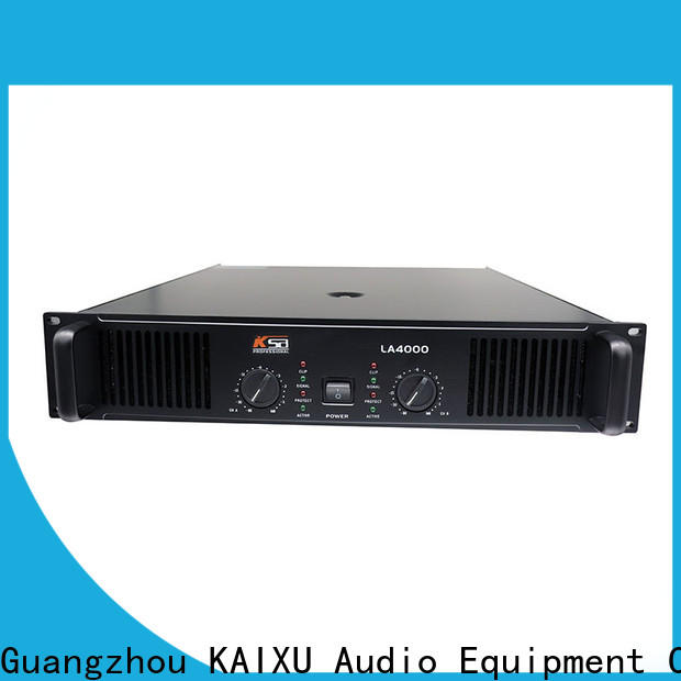 practical best power amplifier for home theater factory direct supply for bar