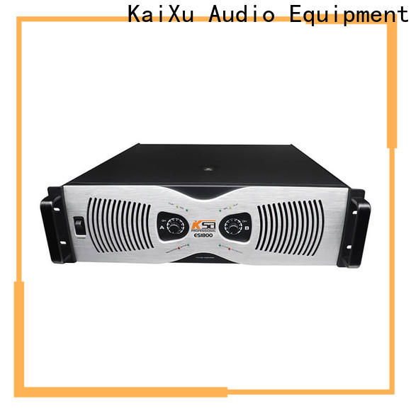 professional stereo amplifier factory direct supply bulk production