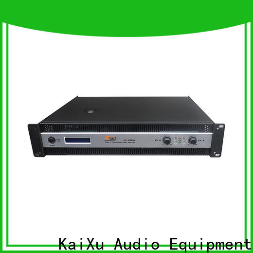 cost-effective stereo power amp company for ktv