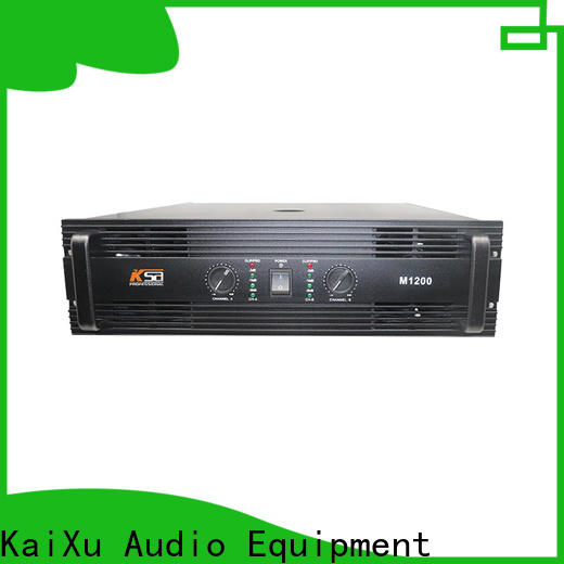 latest stereo amp manufacturer for night club