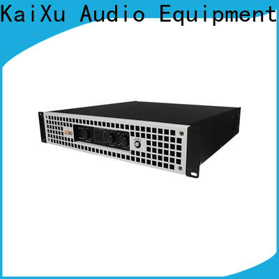 KSA hot selling compact amplifier home factory for speaker