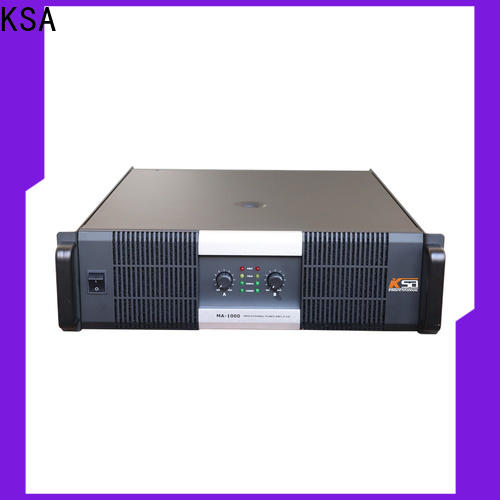 KSA best value music amplifier from China for night club